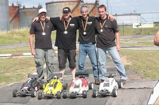 Platz 1 Lucky Racer