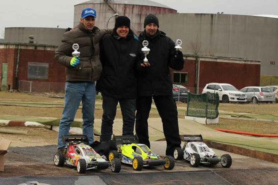 Sieger 2WD ClubRace No. 1 RCOW 2013