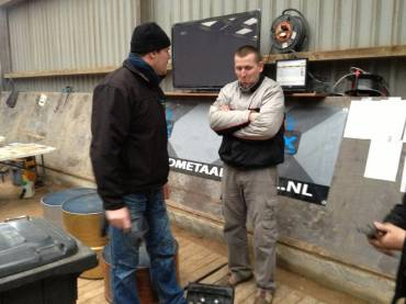 Warum nur Supercross Veldhoven 2013