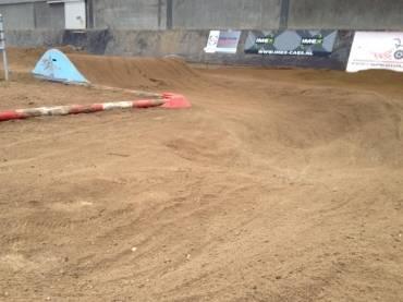 Rauf und runter Supercross Veldhoven 2013