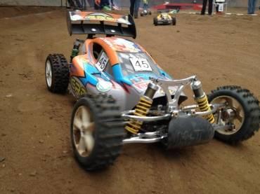 Frank am Viertel-Start Supercross Veldhoven 2013