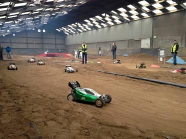 Startsignal Supercross Veldhoven 2013