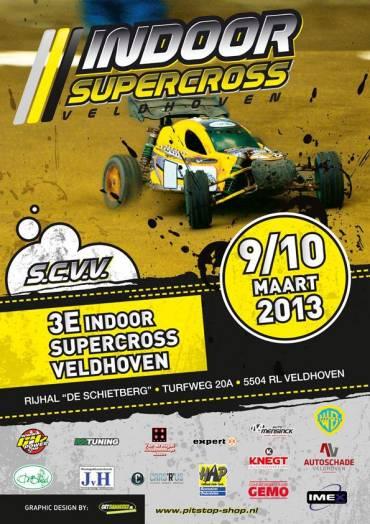 Supercross Veldhoven 2013