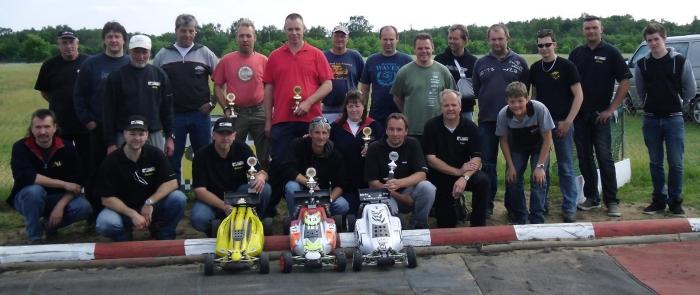 Cup-Teilnehmer 1/2012