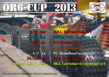 OR6-Cup 2013