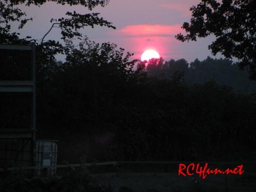 Sonnenuntergang HL