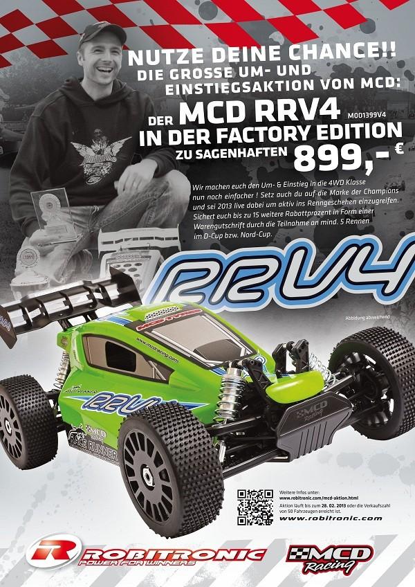 MCD RRv4 Aktion